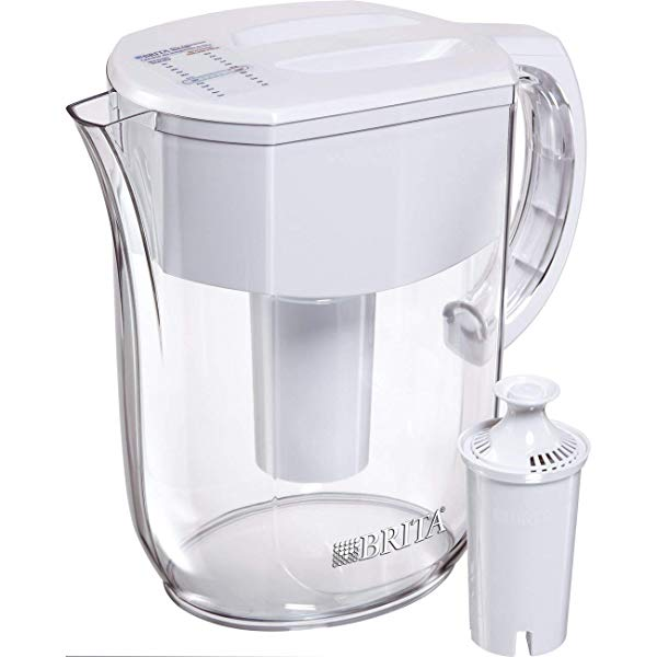 Brita Pitchers 1.00603E+13 Large 10 Cup 1 Standard Filter