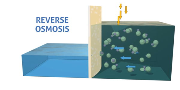 Reverse Osmosis Function