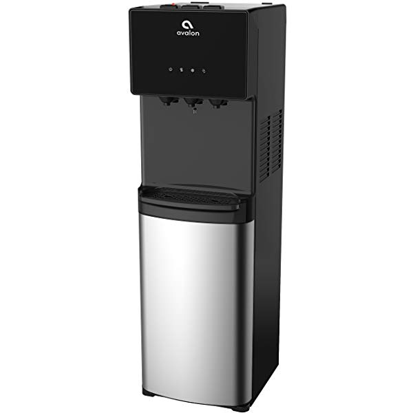 Avalon Bottom Loading Water Cooler Water Dispenser – Average Bottom Loading Water Dispenser