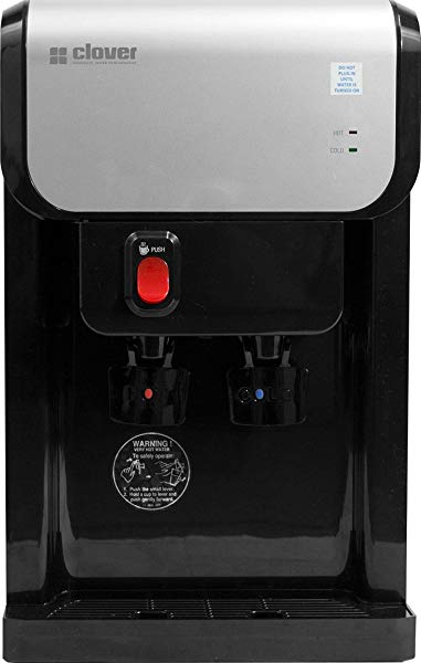 Clover D1 Hot and Cold Countertop Bottleless Water Dispenser – Best Countertop Water Dispenser