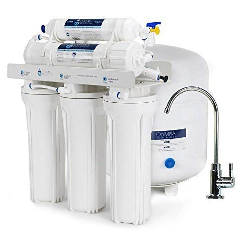 Olympia 5-Star water osmosis system