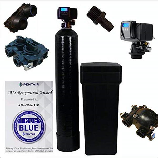 Pentair WS48-56sxt10 Fleck water softener, 48k, Black