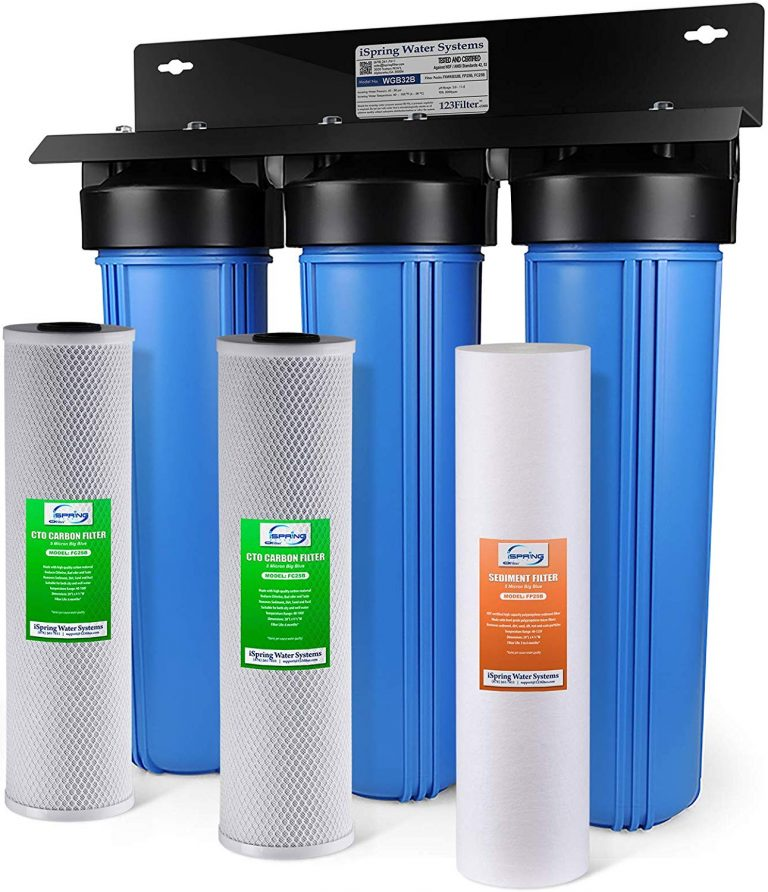 7 Best Whole House Water Filters In 2019 Reviews