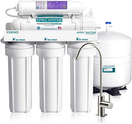 APEC Top Tier Ultra Safe Revers Osmosis Water Filter