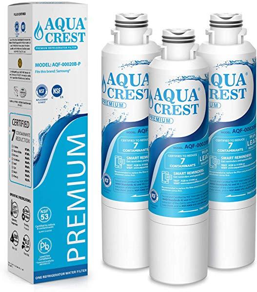 AQUACREST DA29-00020B Refrigerator Water Filter