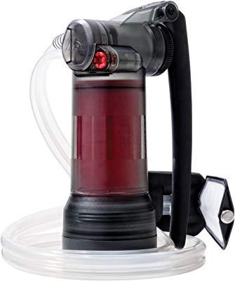 MSR backpack water filter