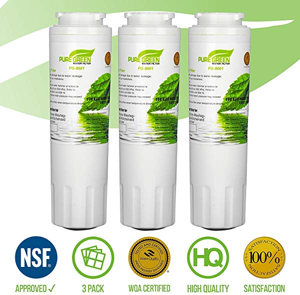 Pure Green Water Filter PG-8001 NSF Certified