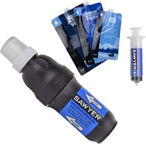 Sawyer Products Best Backpack water filter