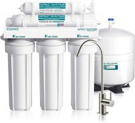 APEC high-tech water filter