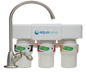 3-Stage Under Sink Water Filter