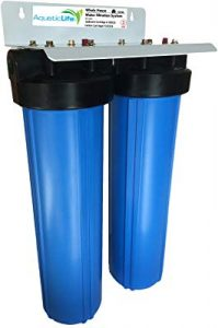 Aquatic Life water filtration system