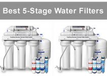 Top 4 Best 5 Stage Water Filters – Compared