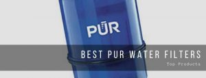 Top PUR water filters