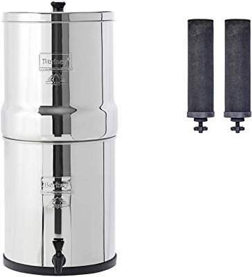 Big Berkey Gravity filtration system