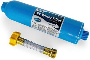 Camco in-line water filter