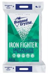 Diamond salt pellets