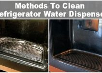 6 Quick Steps to Clean Refrigerator Water Dispenser