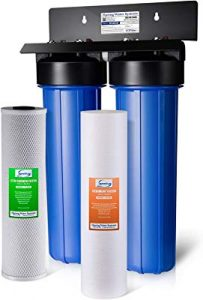 iSpring Whole House 2 Stage Water Filter
