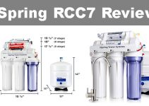 iSpring RCC7 under sink 5-Stage Reverse Osmosis & Softener Review