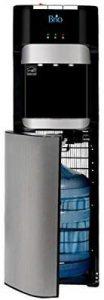 Brio bottom loading water dispenser