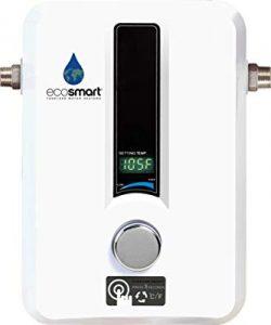 EcoSmart ECO tankless water heater