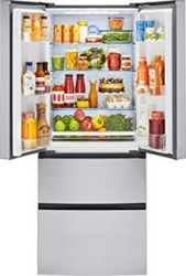 Haier french door refrigerator for large family