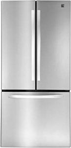 Kenmore Wide French Door refrigerator