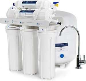 Olympia water filter system