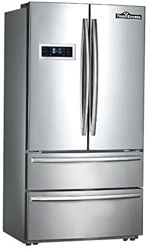 Thorkitchen ice maker + refrigerator for large family