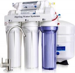iSpring under sink reverse osmosis water filter