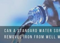 Can a Standard Water Softener remove Iron from Well Water?