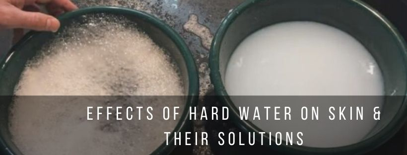 hard water effects and solutions