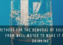 6 Ways to Remove Sulfur and Iron From Well Water