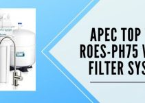 APEC Top Tier ROES-PH75 Water Filter System Review