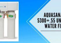 Aquasana AQ-5300+.55 Under Sink Water Filter