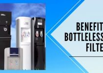 8 Benefits of Bottleless Water Dispenser