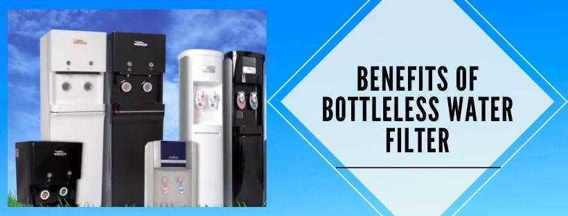 bottleless water filters