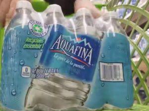 Bottled water analysis