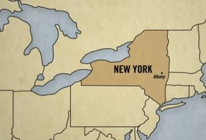 Toxin water in New York