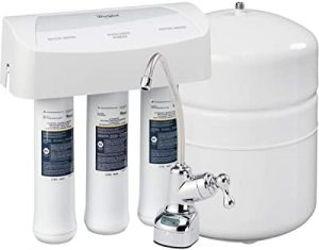 Whirlpool advanced RO water filter