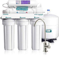 APEC 6-Stage Reverse Osmosis Water Filter