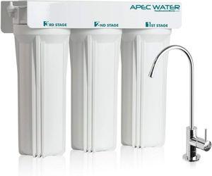 APEC undersink water filter system