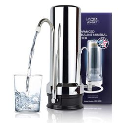 Apex water purifier with 750 gallons capacity