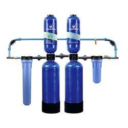 Aquasana whole house water filter with salt-free descaler