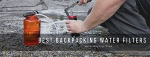 Top 10 backpacking portable purifiers