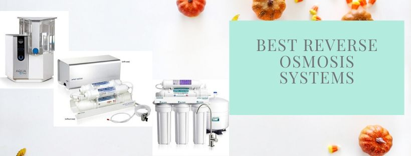 Top 10 best RO Water filter systems