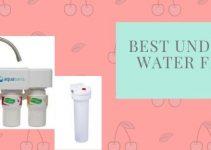 6 Best Under Sink Water Filters 2020