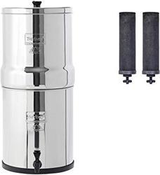 Big Berkey 6000 gallons water filter capacity