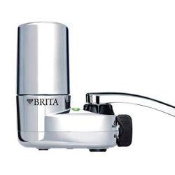 Brita faucet mount water purifier