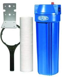 DuPont inline water filtration system
